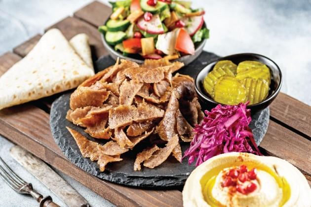 Arabian Platter