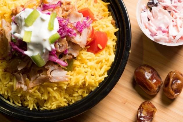 Döner Rice Bowl