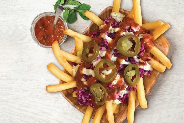 Supreme Fries