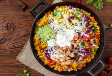 Burrito Rice Bowl