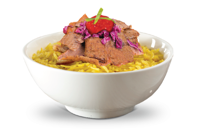 Döner Rice Bowl